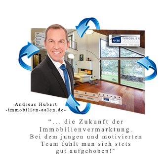 Referenz Immobiliencenter Aalen | Testimonial Herr Hubert